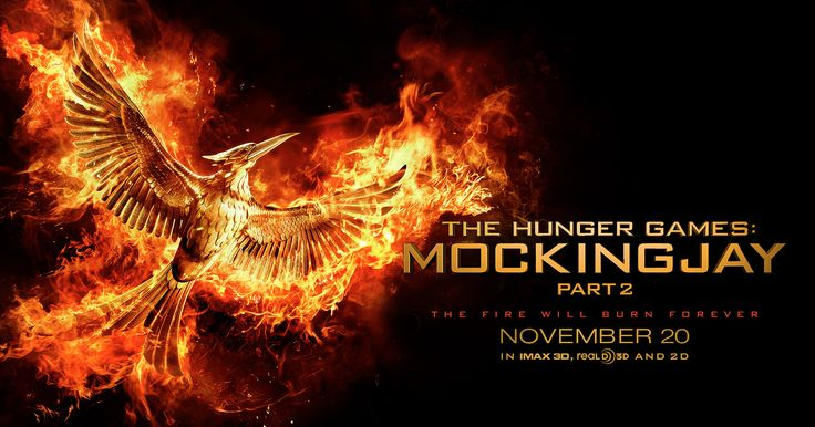 THE HUNGER GAMES: MOCKINGJAY - PART 2, In Theaters November 20, 2015
