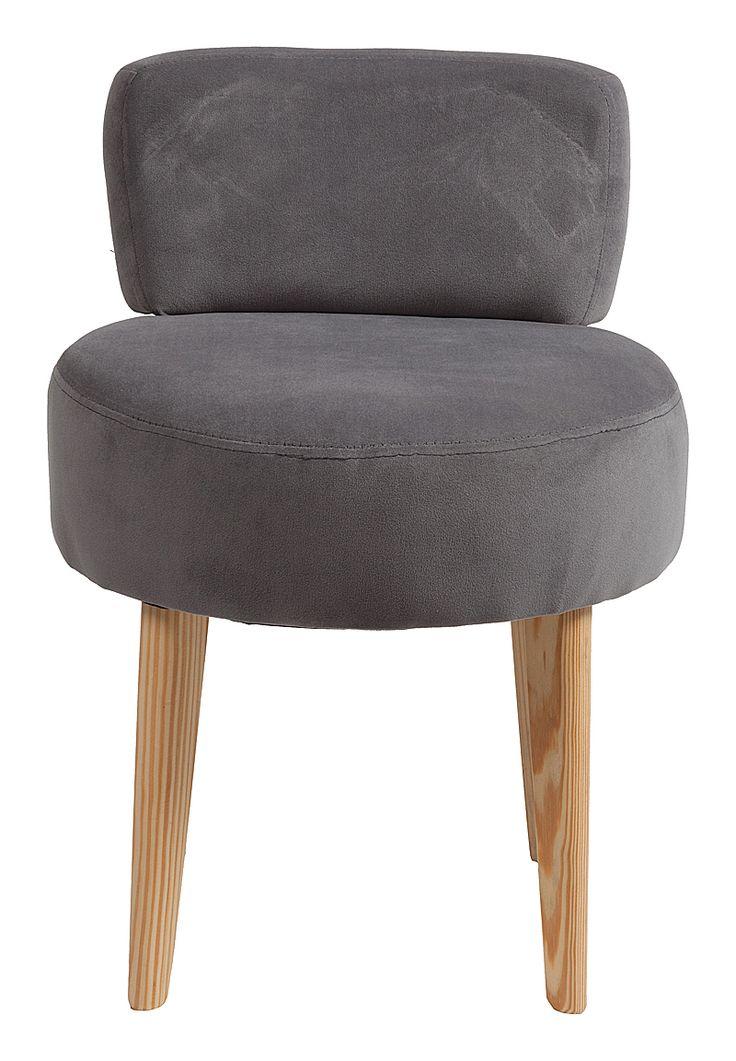 """""""Оригинальная форма этого стула — в виде табурета с мягкими круглым сидением и спинкой на точеных конических ножках — не может не привлечь внимание.  Интересный и современный стул Lordinio предлагается в нескольких цветовых решениях, выбрав нужную обивку сиденья, вы можете создать гармоничную композицию в кухне или столовой, которая станет эстетическим дополнением и будет радовать её обитателей. Да и на мягком стуле намного удобней сидеть. Оригинальные, комфортабельные, стильные стулья…"""