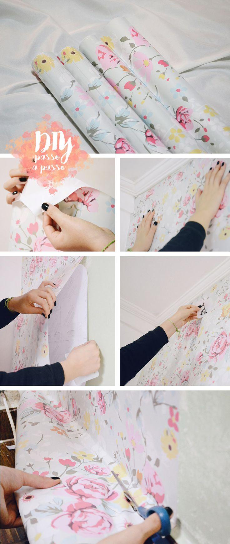 Papel de parede é uma maneira fácil e rápida de decorar com criatividade, renovando qualquer ambiente, mas isso você já sabe, não é?! O grande problema des