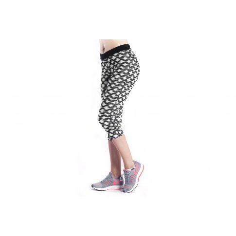 Nike Printed Relay Crops - best4run #Nike #DriFit #Running #Fitness #Capri