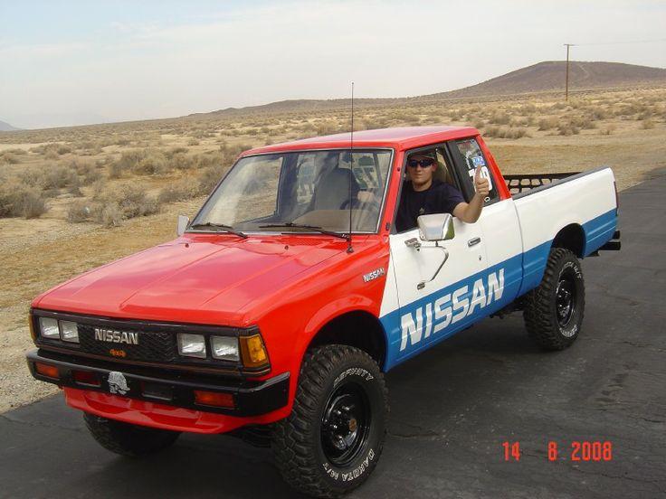 Best 1248 Nissan 720 Trucks images on Pinterest
