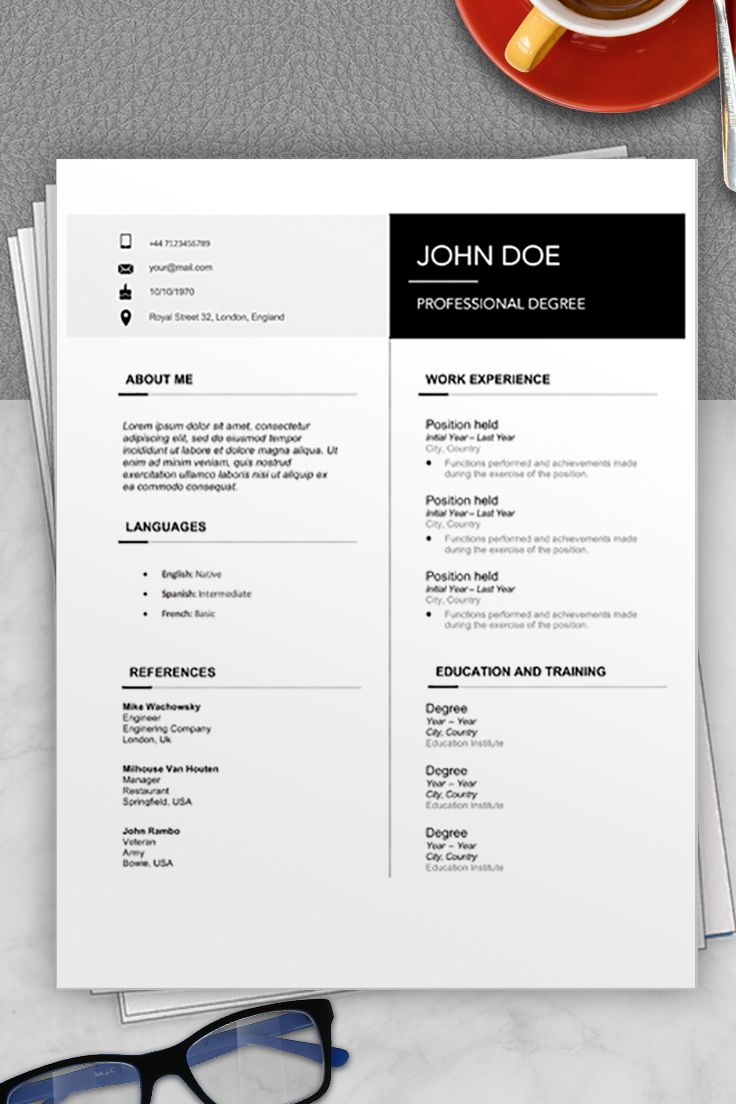 Download This Australia Cv Example To Stand Out In Your Job Search