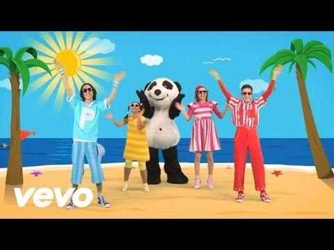 Panda e Os Caricas - Pinguim - YouTube