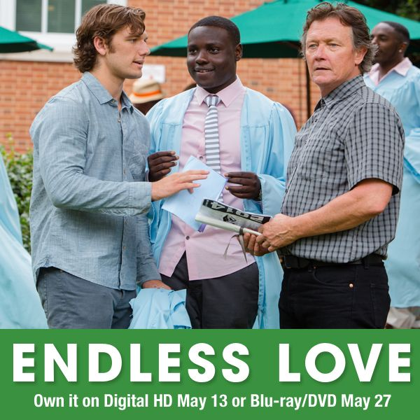 Robert Patrick, Alex Pettyfer, And Dayo Okeniyi In Endless Love