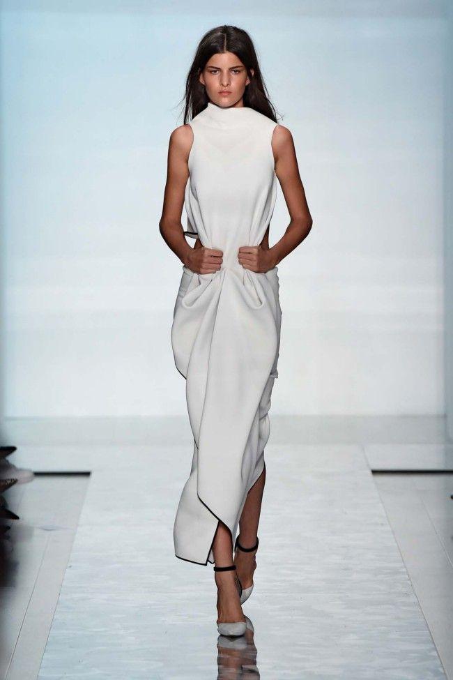 Toni Maticevski Ready-To-Wear S/S 2014/15 www.tonimaticevski.com