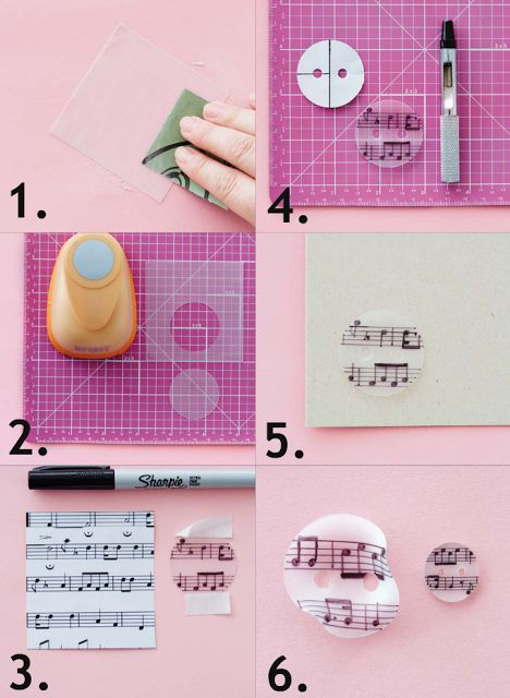 ABC CRAFTS - using shrink plastic
