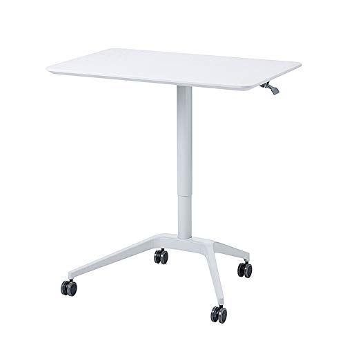 Minmin Computer Desk Air Strut Rod Lift Computer Desk Mobile