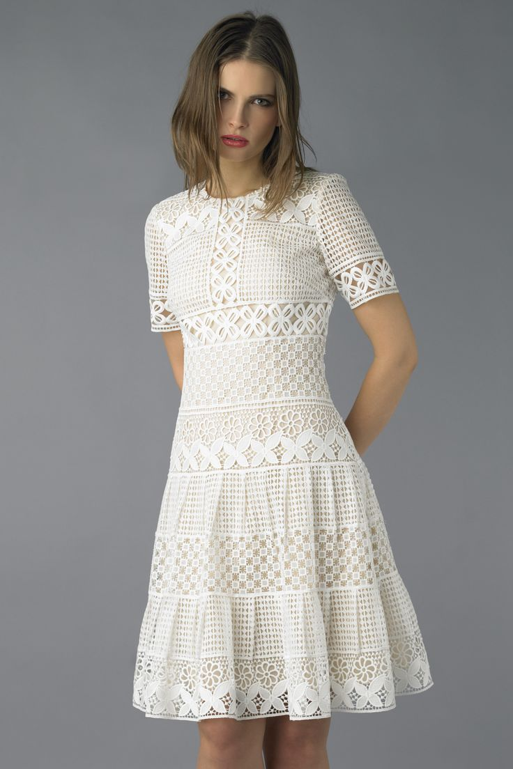 Lace dress cover up june 2019  best robe crochet images on Pinterest  Crochet clothes Crochet