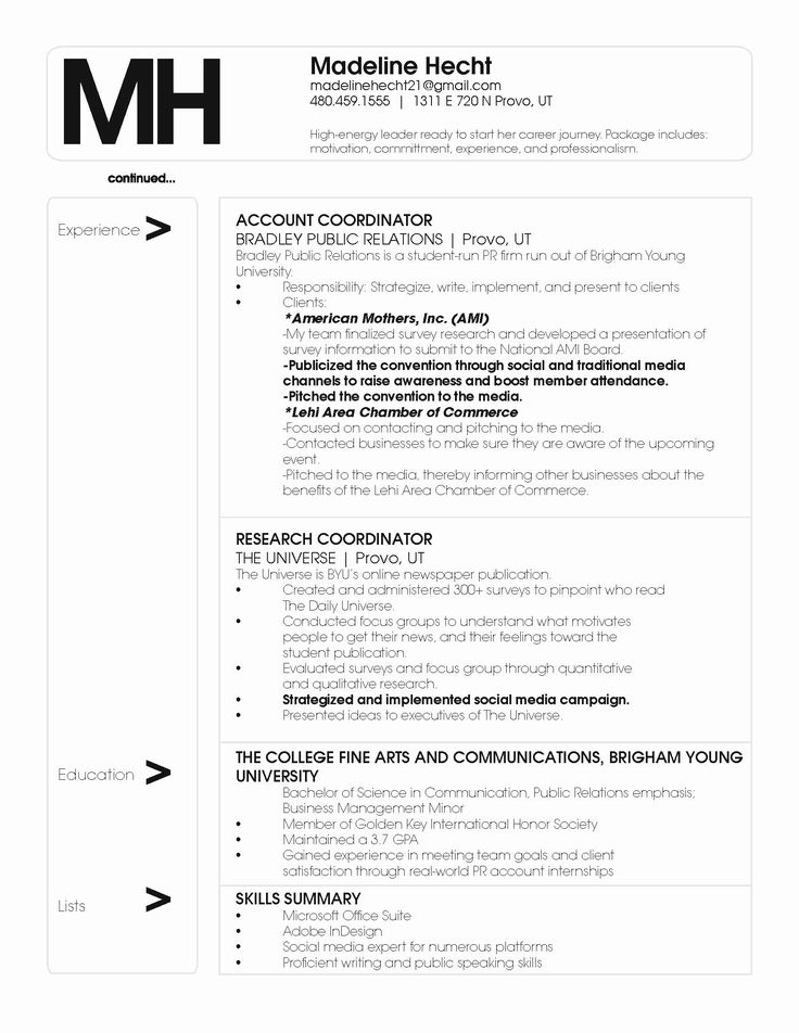 23 Public Relation Resume Examples Resume examples