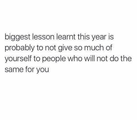Learned it....