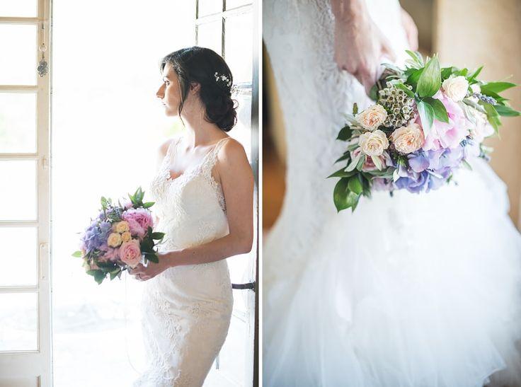 Shooting d'inspiration mariage élégant