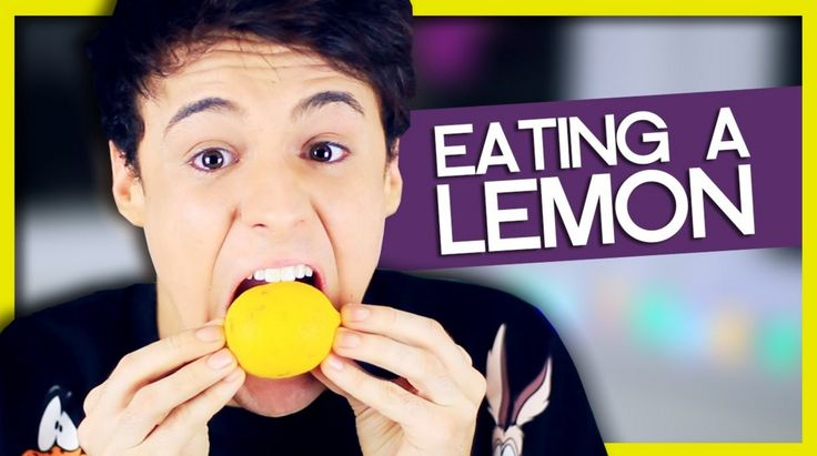11 REASONS TO EAT WHOLE LEMONS