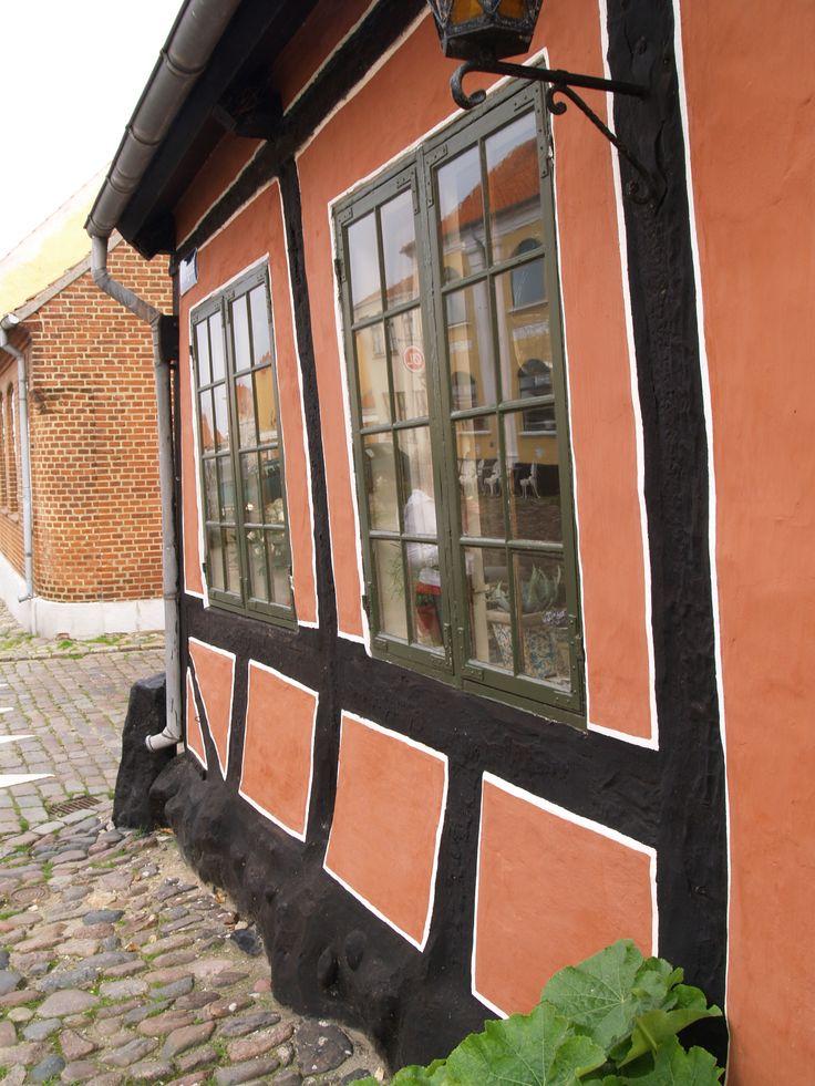 Danish home in Aeroskobing