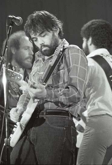 Lowell George - Little Feat:  guitar and vocals