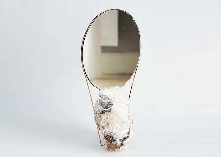 Mirror Design by Katharina Eisenkoeck