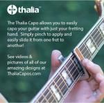 The Thalia Guitar Capo is Simply Better by Design | Financial Content | Ledger-Enquirer.com &