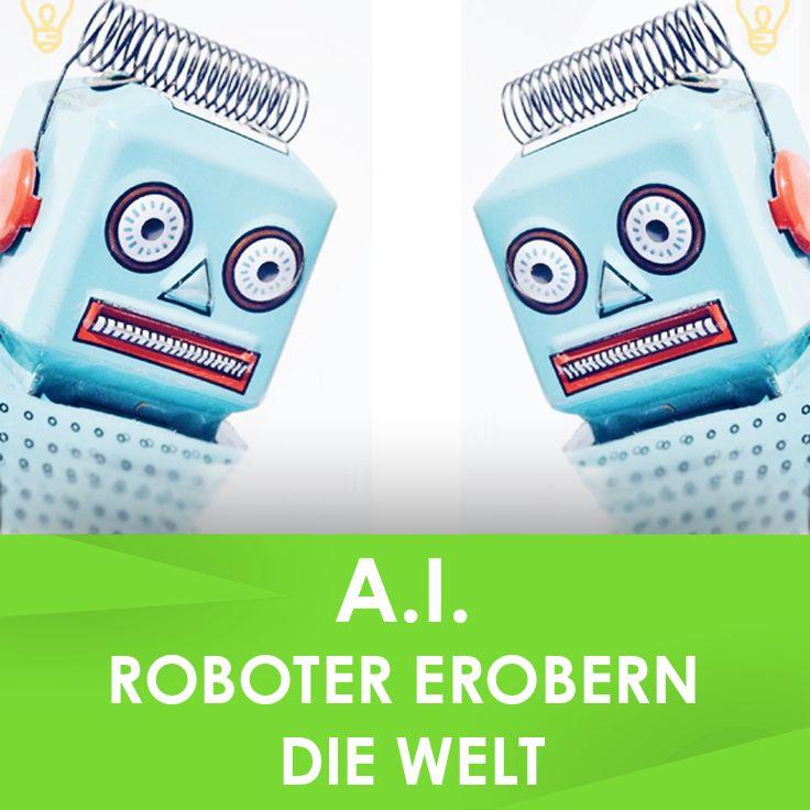 Machine-Learning, Künstliche Intelligenz und humanoide Roboter - Technologien die zunehmend auch im Alltag an Bedeutung gewinnen.