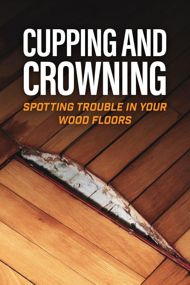 Wood Floor Cupping Flooring Problems Spotting Trouble Wood Floors Flooring Moisture Meters