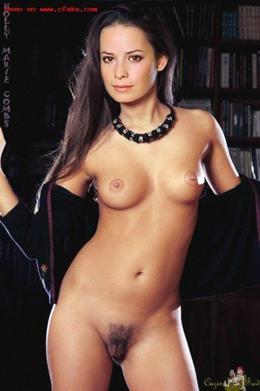 Holly marie combs as-porno photo