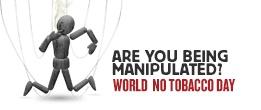 World No Tobacco Day - 5/31/13