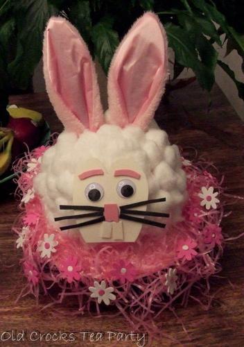 bunny bonnet