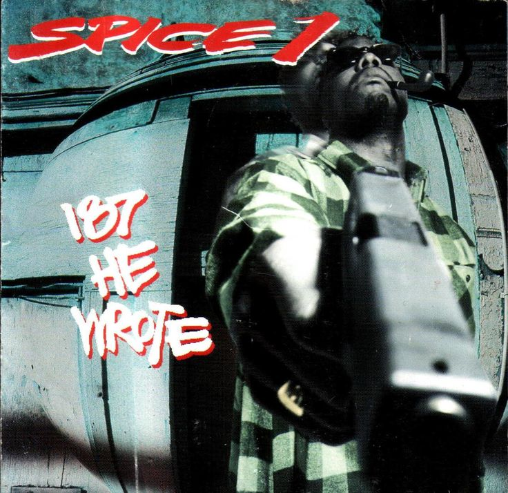Today in Hip Hop History: Spice 1 released his second album 187 He Wrote September 28, 1993