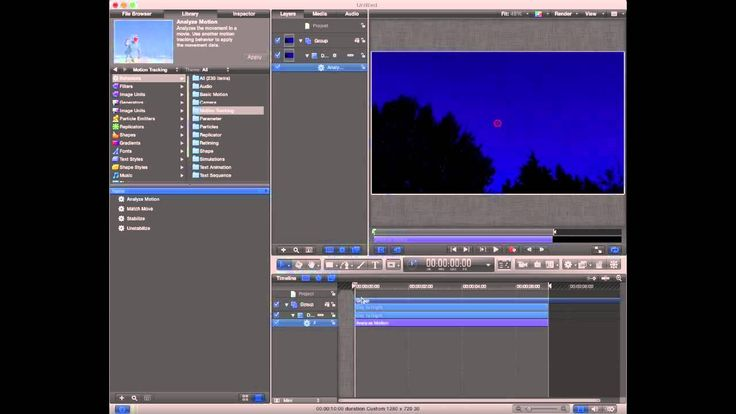 Day to Night Effect In Final Cut Pro