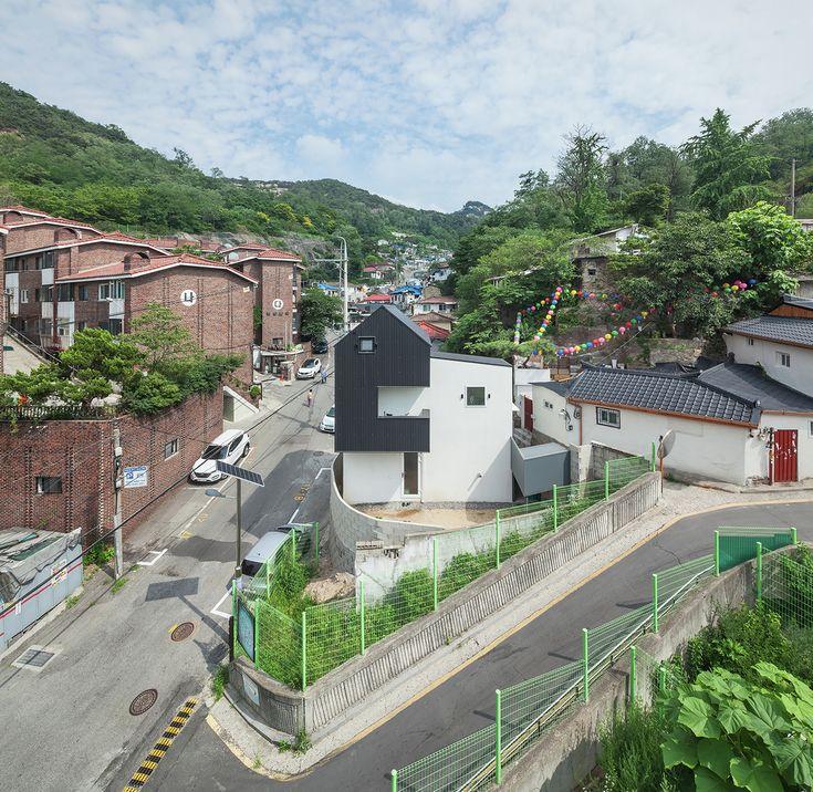 "18m2 House by OBBA ""Location: Seoul, South Korea"" 2015"