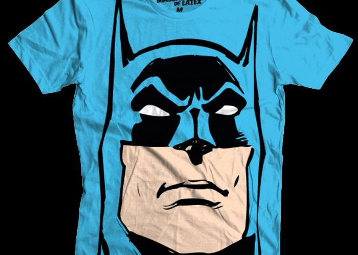 Batman Face - Hombre #Batman #DC #MascaraDeLatex