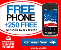 Q Link Wireless provides a free cell phone and free monthly minutes to qualified Lifeline participants. You may qualify for Q Link Wireless' Lifeline Assistance if you already receive government benefits like Medicaid, Food Stamps, or Welfare.