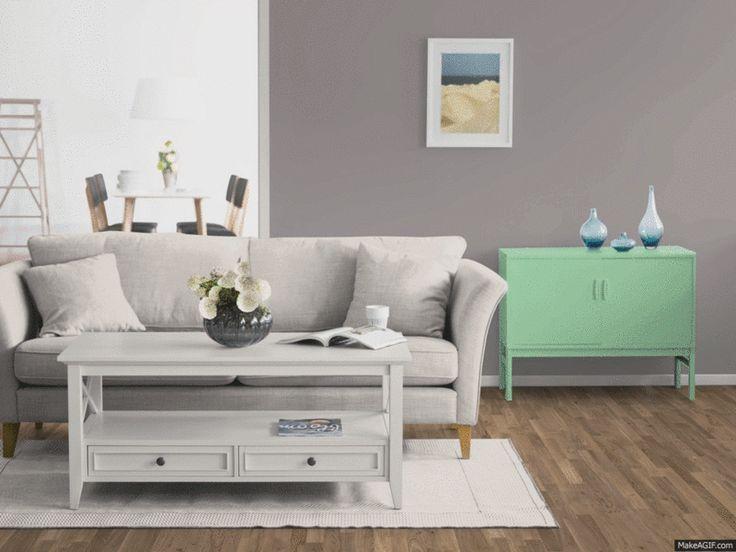 24 besten KOLORAT-Zimmer Bilder auf Pinterest Farben mischen - wohnzimmer streichen grun braun