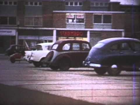 Basildon Town Centre & Kenilworth Close, Billericay. Circa 1961 - YouTube