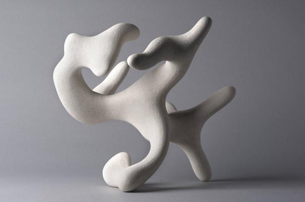 Dorothée Loriquet's sculptures: Ceramic Sculpture, Sculpture Installation, Art Sculpture Contemporary, Dorethee Loriquet, Abstract Sculpture, Loriquet S Sculptures, Dorothée Loriquet S