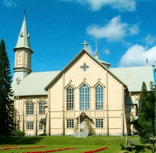 Church of Heinävesi