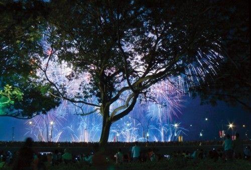 Fireworks Photos - Fireworks