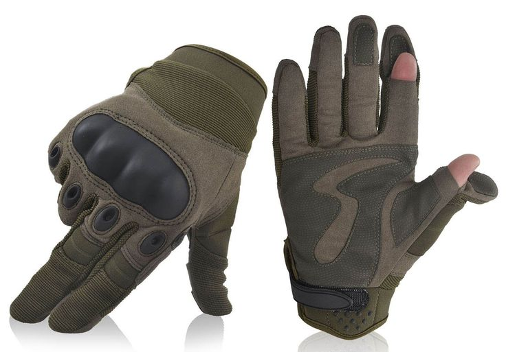 - Micro-fiber and mesh cloth are breathable, moisture-proof - Anti-skid and wear resistance in palm areas. - Velcro is used on the wrist area for extra comfort - Full toughness at bending points help