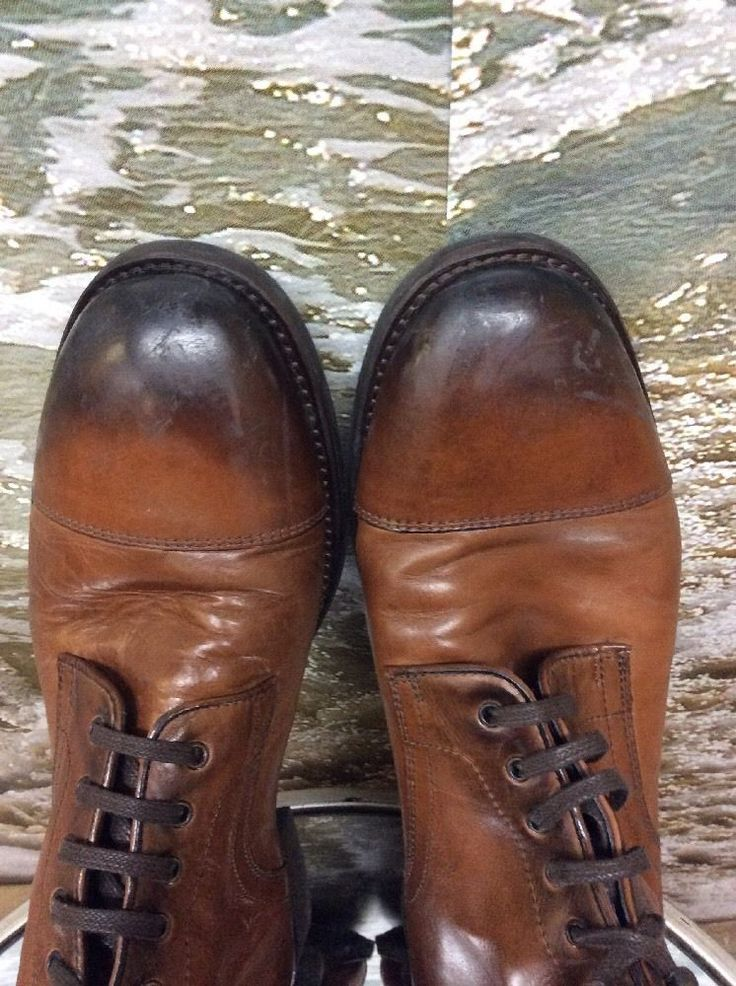 To Boot New York Stallworth - Men's Shoes : Cognac : Dress up or down in the refined Stallworth boot. Leather upper. Lace-up closure. Cap toe. Leather lining. To Boot New York Stallworth Boots. Dirty insoles.