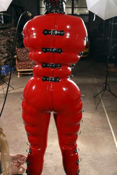 Well dressed in rubber latex inflatables pinterest for Balloon decoration courses in london