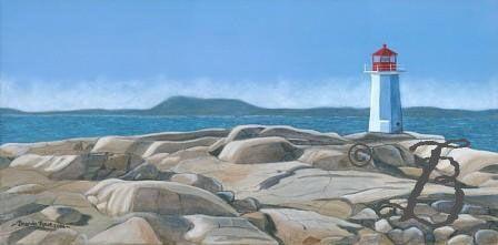 Newfoundland Art - Brenda Rowe