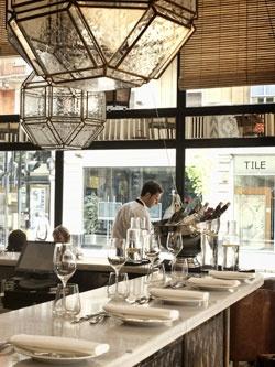 Iberica canary wharf spanish restaurant