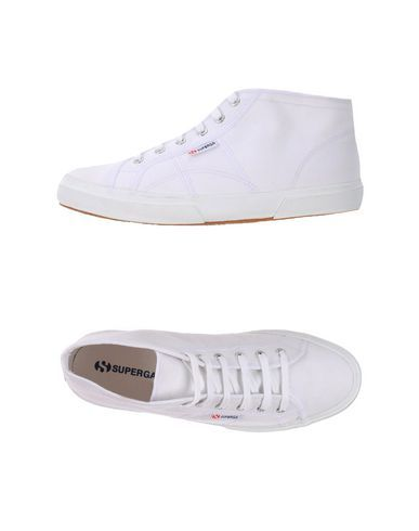 buymadesimple.com: SUPERGA FOOTWEAR High-tops & trainers MEN on YOOX.COM