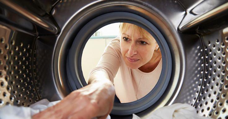 """Как """"постирать"""" стиральную машину"""