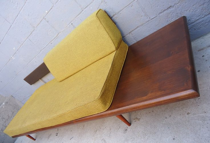 diy midcentury daybed - Google Search