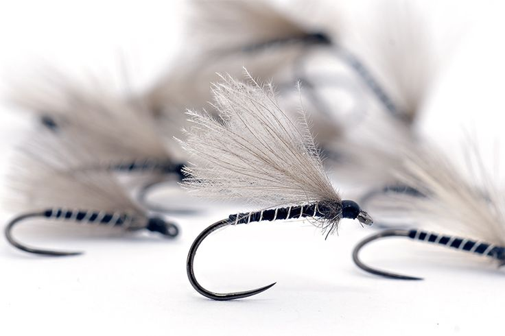 Materials used: Hook: Demmon Competition D400 BL #12, 14, 16,18,20 Thread: Uni 8/0 Black Body: Uni Thread black Ribbing: silver wire 0.09 Thorax: one turn of squirrel dubbing Wing: CDC Teal Duck -2 feathers In some parts from Europe this fly is considered for many years a classic model. In fact this fly was developed Continue Reading