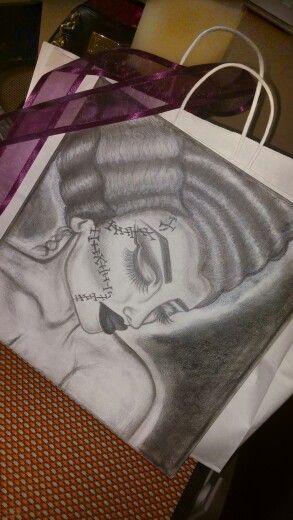 Frankenstein Wife Most talented I've seen