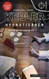 """""""Hypnotisøren"""" by Kepler"""