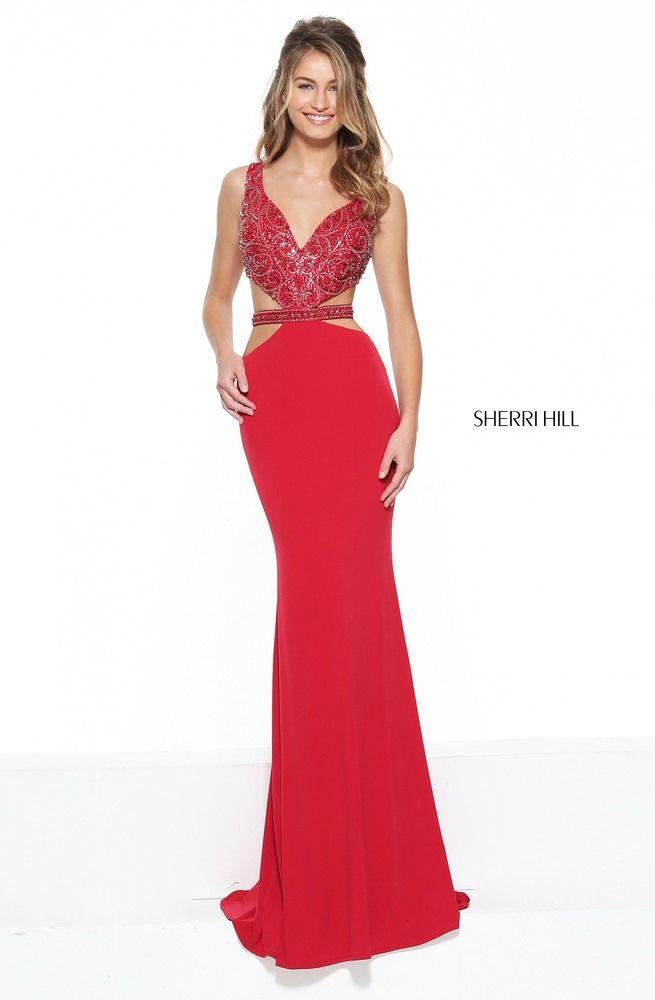 Nett Sherri Hügel Rotes Cocktailkleid Zeitgenössisch - Brautkleider ...