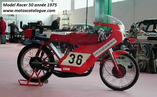 1975 Casal (Portugal) 50cc Racer