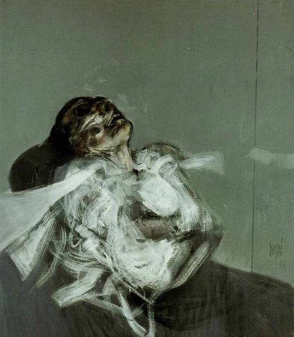 Alberto Sughi - Uomo che dorme (Cesena, 1928)