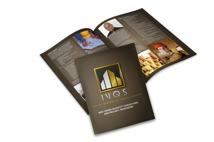 IVQS Brochure Design A4 Double Sided